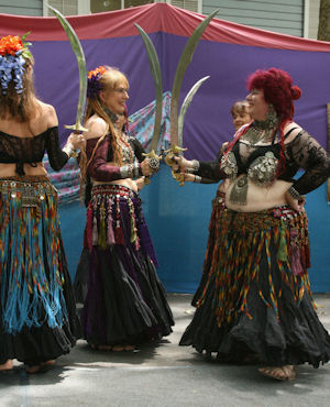 Tapestry Tribal Bellydance